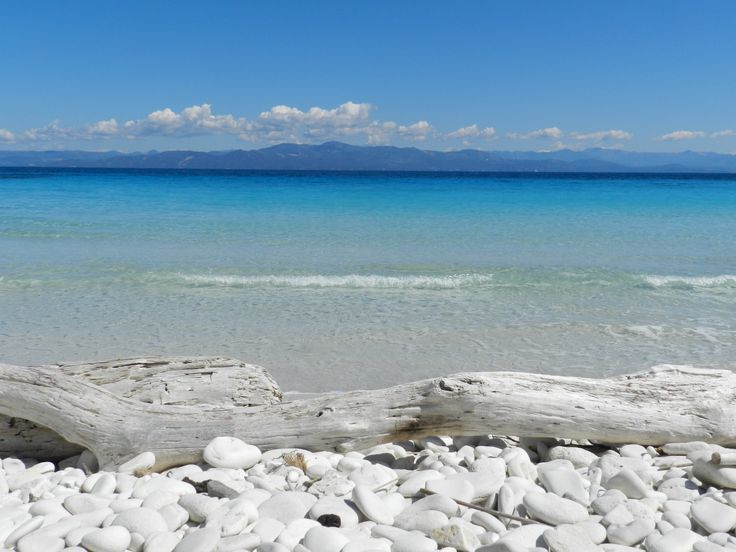 Voutoumi Beach, Antipaxos, The Ionian Islands, Greece   The Thinking Traveller
