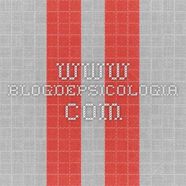 Historia, concepto y tendencias actuales de la ps de la ed.www.blogdepsicologia.com