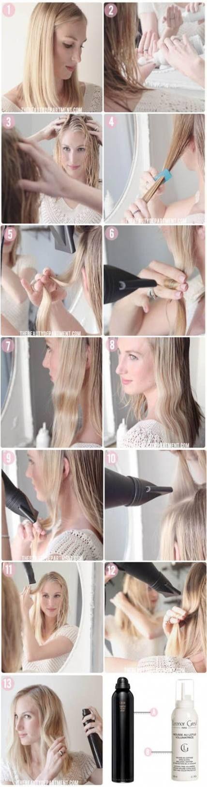 Trendy Hair Tutorial Bob The Beauty Department 43 Ideas