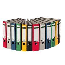 LEITZ Qualitäts-Ordner 180° Hartpappe Nr. 1050-50 DIN A4, Rückenbreite 52 mm