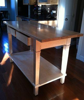 Kitchen Prep Table