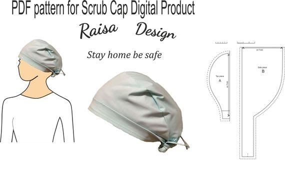 31+ Surgical cap sewing pattern trends