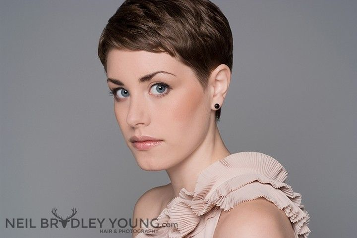 My favorite makeover on the internet! Really makes me want to cut my hair again... Neil Bradley Young rocks it!