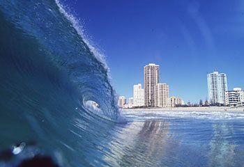 Gold Coast - Surfers Paradise