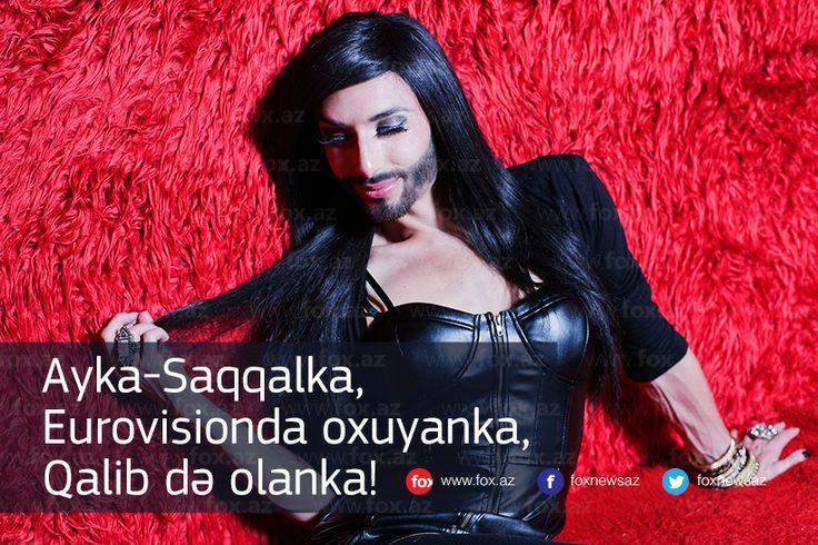 Ayka-saqqalka ))