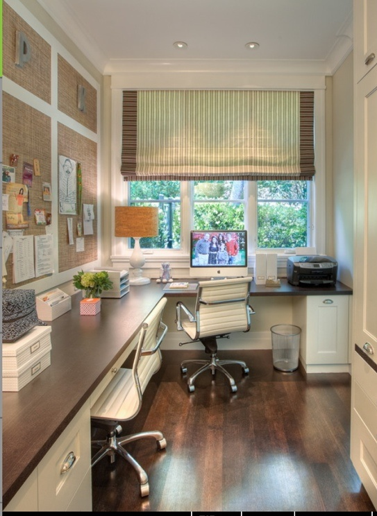 Best 25+ L Shaped Desk Ideas On Pinterest | Office Desk, Desks And The L  Shaped Room