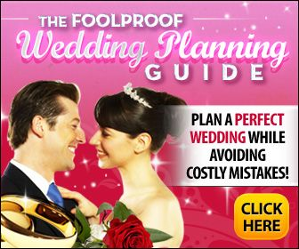 The Foolproof Wedding Planning Guide
