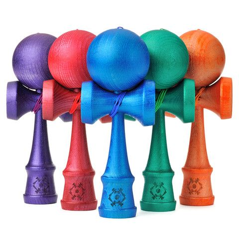 KENDAMA USA - THE COOK - PEARLIZED COMPLETE