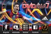 David Villa's official blog
