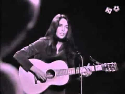 Joan Baez - With God on Our Side (Live 1966) Brilliant !!!
