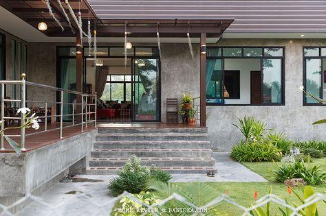 บ้านสองอารมณ์ ผสมความต่างไว้อย่างลงตัว « บ้านไอเดีย แบบบ้าน ตกแต่งบ้าน เว็บไซต์เพื่อบ้านคุณ