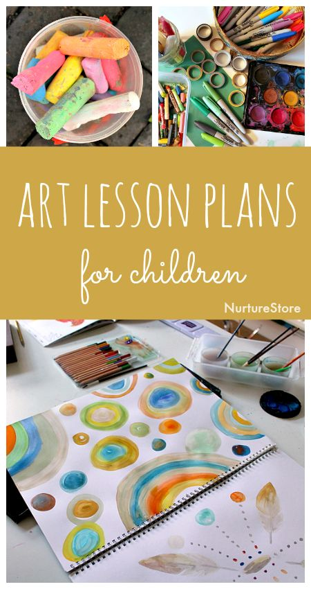 Five Day Art Adventure – free online art classes for kids