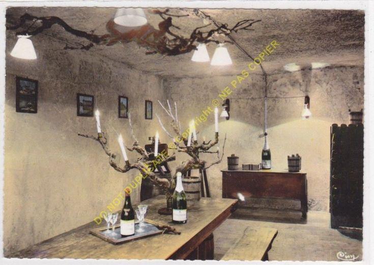 Details Sur Cpsm Touraine Interieur De Cave A Vin Edit Combier Cave A Vin Cave Et Vin