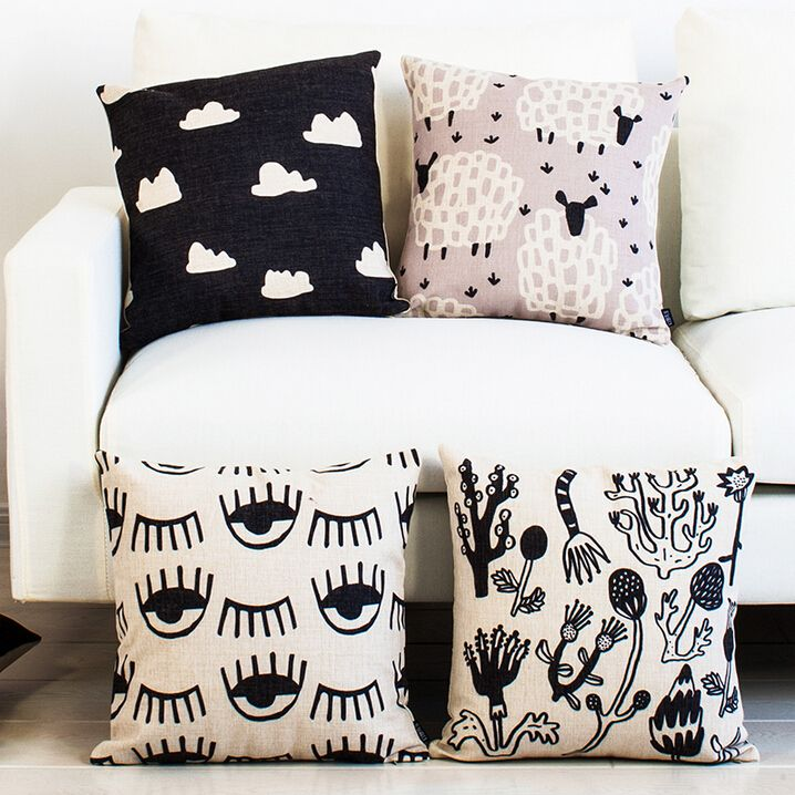 Cool pillow DIY
