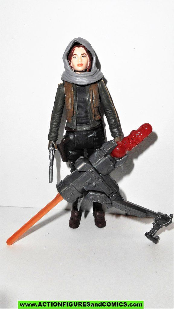 "Star Wars JYN ERSO Helmet For 3.75/"" Inch Action Figure"