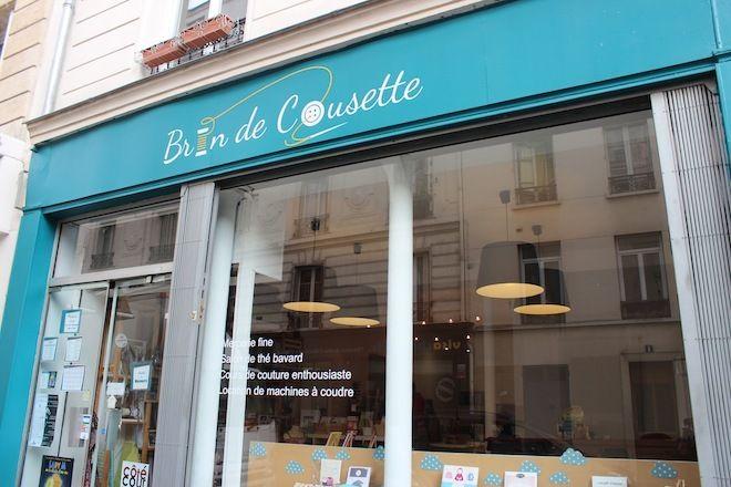 Les 25 meilleures id es concernant fa ades de magasins sur - Magasins loisirs creatifs paris ...