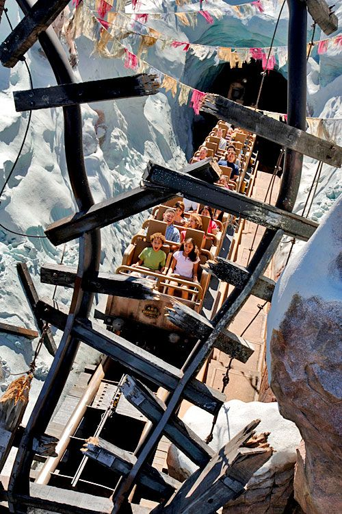 Expedition Everest: One of Five Big Thrills at Walt Disney World - Word On The Street: A Disney Travel Blog https://1923mainstreet.com