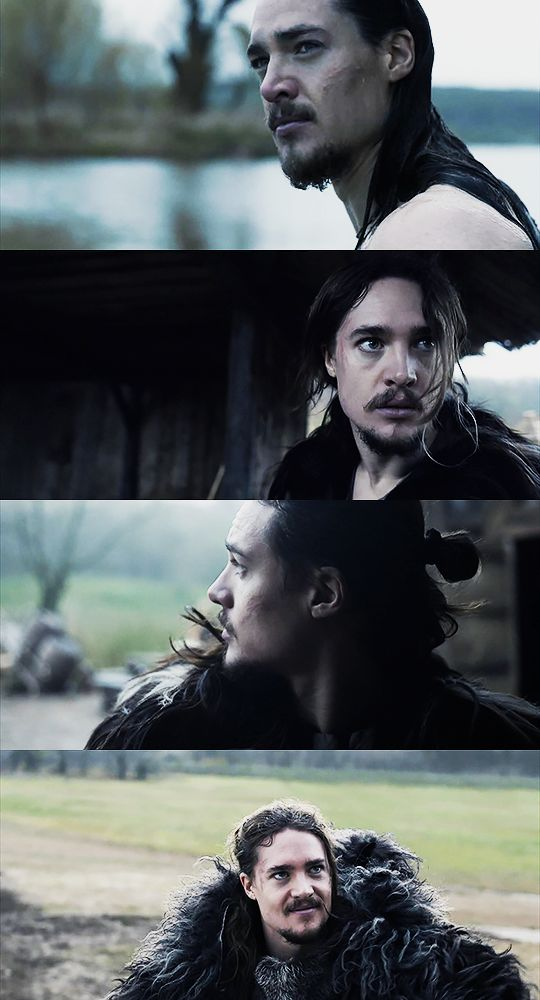My name is Uhtred. I am the son of Uhtred, who was the son of Uhtred and his father was also called Uhtred. - The Last Kingdom