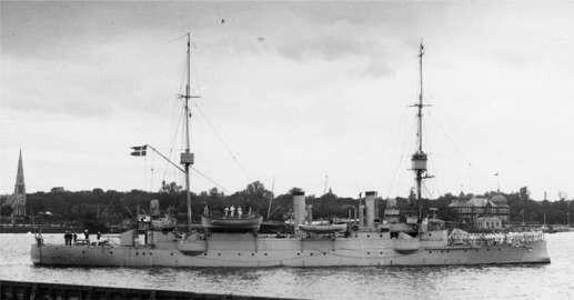 Gejser Class cruiser