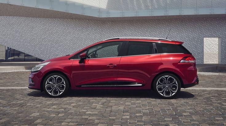 Renault CLIO Grandtour - Außendesign -