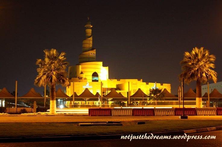 piralny meczet w Doha