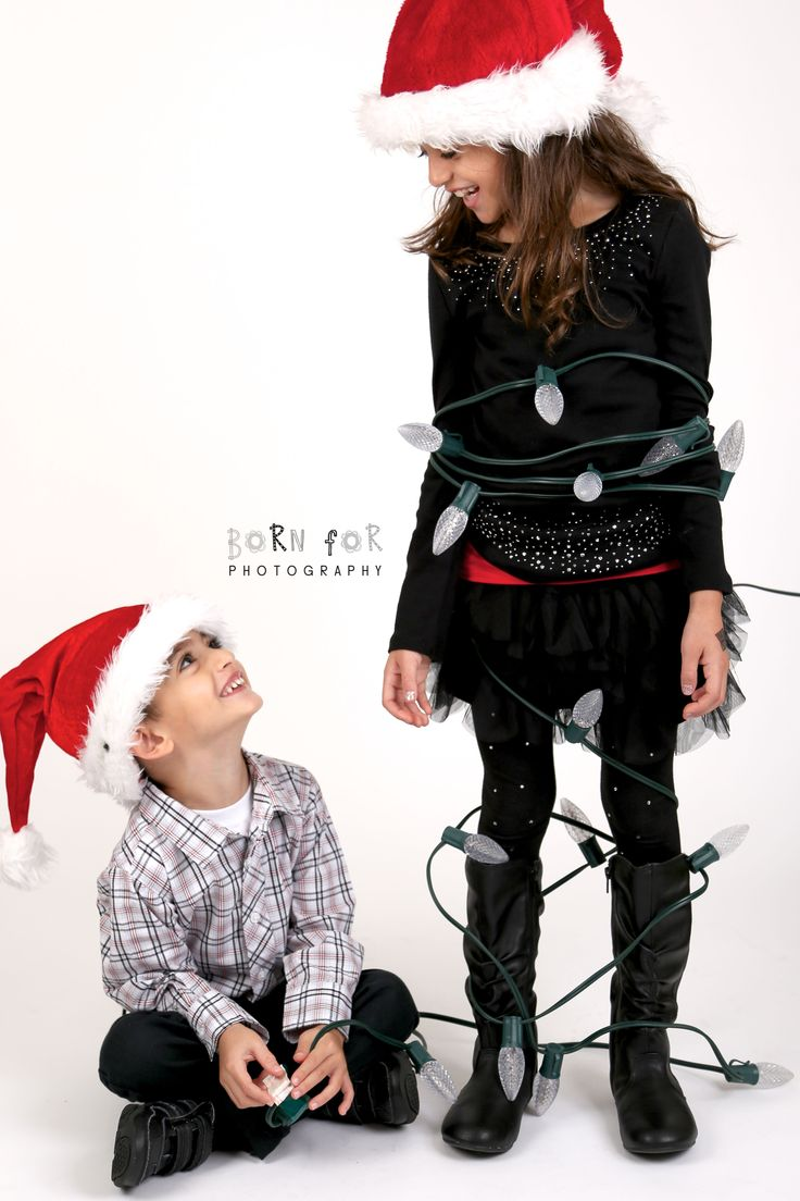 Born For Photography: Christmas photography can be playful and fun!