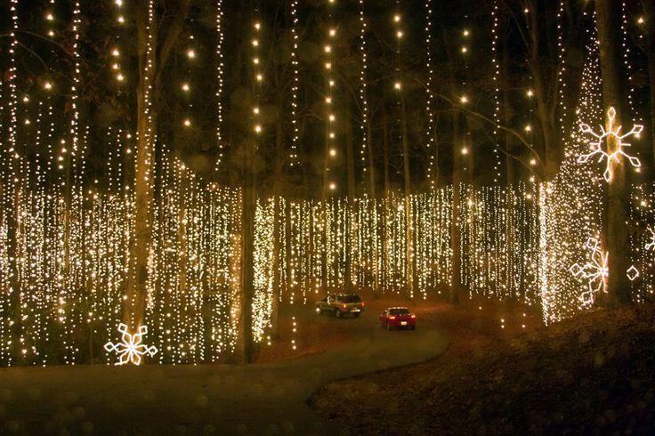 Fantasy in Lights at Callaway Gardens Callaway gardens