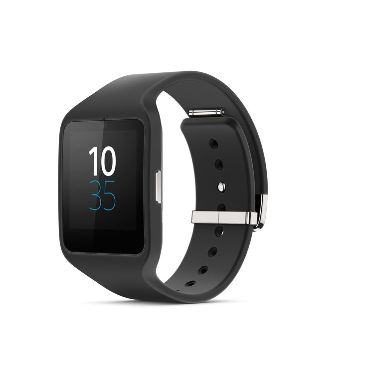 SmartWatch 3 SWR50 from Sony. Discover an innovative smartphone watch from Sony — SmartWatch 3. Everything important in life on your wrist.