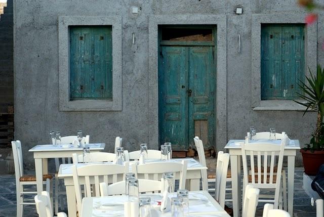 restaurant in #Folegandros