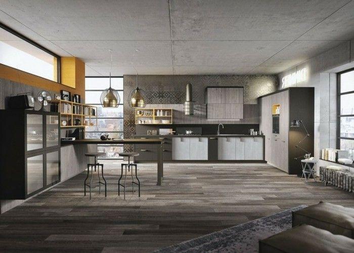 Best Idées Pour La Maison Images On Pinterest Balcony Deco - Cuisine style colonial pour idees de deco de cuisine