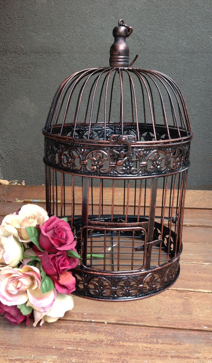 Best 25 bird cage tattoos ideas on pinterest cage for Cage d oiseau decorative