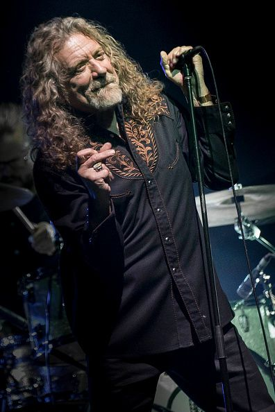 #RobertPlant performs in concert at Austin City Limits on March 20, 2016 in Austin, Texas. (Photo by Suzanne Cordeiro/Corbis via Getty Images).