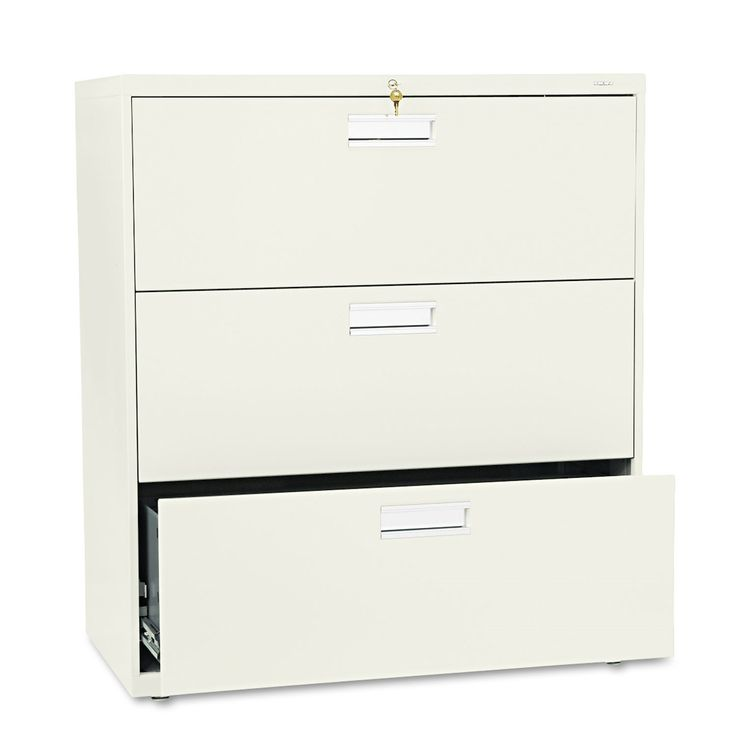 Hon Flagship 3 Drawer Lateral File