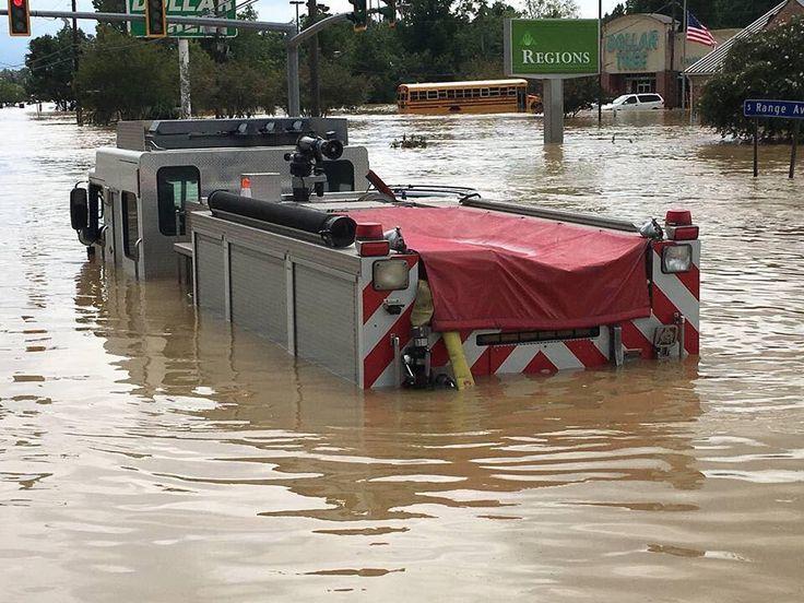 Pin by Anita duBusdeValempre Becnel on The 2016 Flood