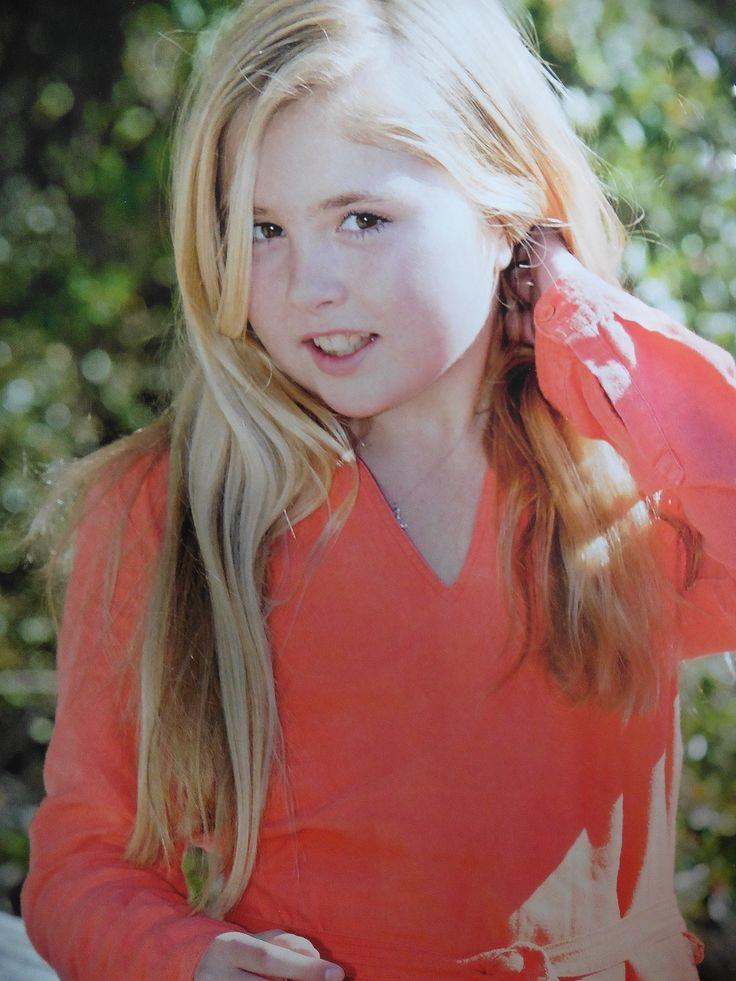 mooi portret van Amalia