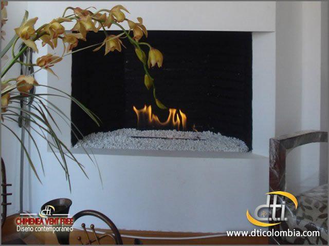 http://www.dticolombia.com/chimeneas-a-gas/chimeneas-no-ventiladas-o-vent-free Galería de Imágenes de las Chimeneas a Gas No Ventiladas o Vent Free en Bogotá, D.T.I. Colombia. Tel : (57-1) 8052257 - 8052269