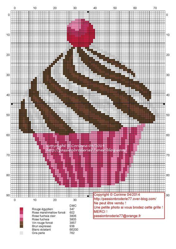 Cupcake rose                                                                                                                                                      Mais