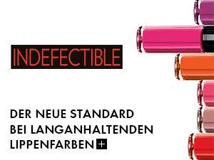 Langanhaltender Lippenstift Indefectible