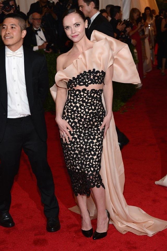Christina Ricci: Metgala, Met Gala, Red Carpets, Dresses, Costume, Christinaricci, Met Ball, Christina Ricci, Gala 2012