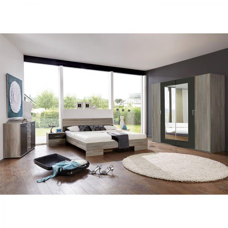 Set camera da letto Alina II (4 pezzi)