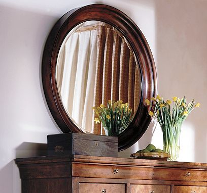 Shop For Henredon Mirror And Other Bedroom Mirrors At Englishmans Interiors In Dallas TX A Clean Very Sophisticated Approach To Louis Philippe
