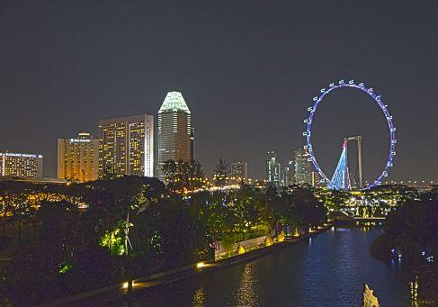 Singapore Skyline #Skyline #Singapore