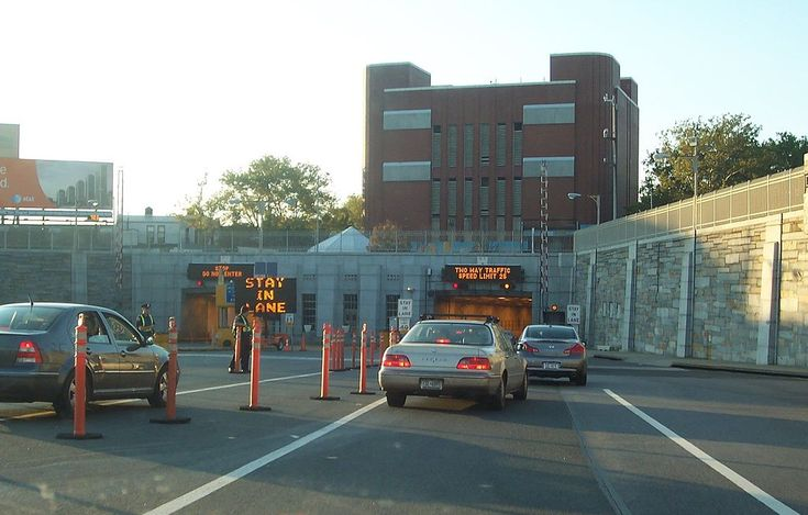 Brooklyn Battery Tunnel - Red Hook, Brooklyn