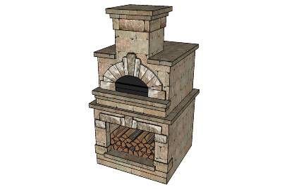 Wexford Brick Oven