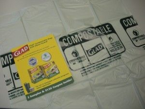 Sandra's Samples- Glad Compostable Bags  http://womenfreebies.ca/free-samples/sandras-samples/glad-compostable-bags/