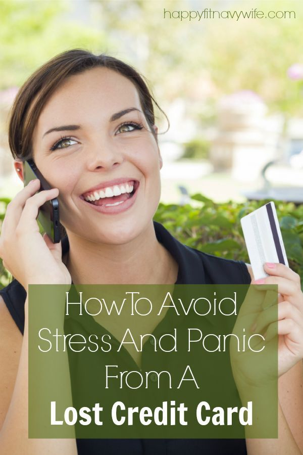 """How to Avoid Stress and Panic from a Lost Credit Card""- great deal this month!  #ad #lifelockmilitary"