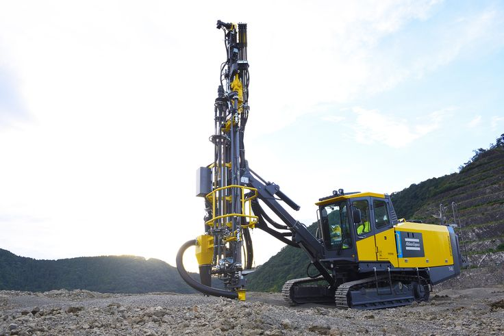 Product of the Week Atlas Copcou0027s PowerROC T45-12 LF drill - dragline operator sample resume