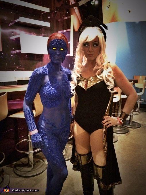 X-Men Mystique Costume