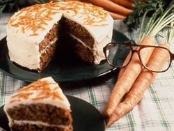 The Best Carrot Cake Ever - Not only is this cake super-easy to throw together in minutes, but it's truly the all-time best carrot cake you'll ever have. And the cream cheese frosting is absolutely amazing!