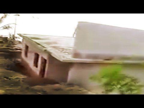 GIANT Sinkhole Swallows House